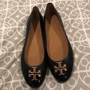Chelsea cap toe ballet flat size 8.5